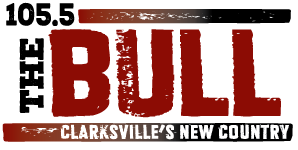 105.5 The Bull - Clarksville's New Country - Click here to listen!